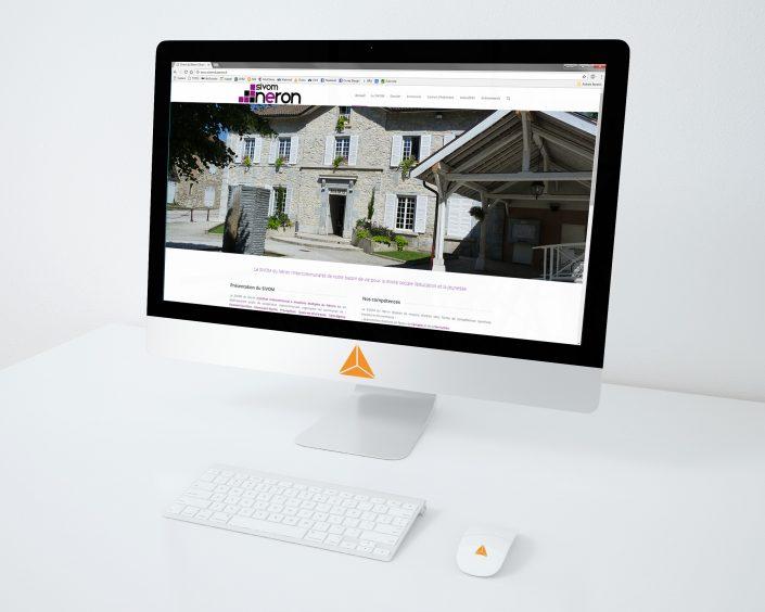 site web sivom du néron